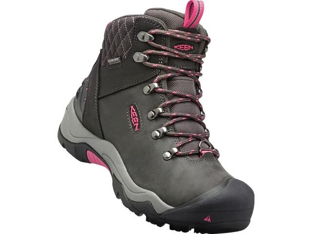 purchase cheap e2b27 6daa4 Keen Revel III Shoes Women black/rose